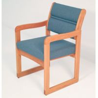 Valley Guest Chair - Sled Base
