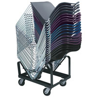 DY85/86 Angled Chair Dollies