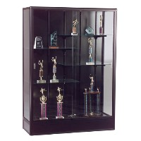 Elite Freestanding Display Cases