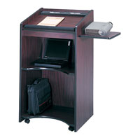 Executive Series Mobile Lecterns