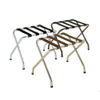 Flat Top Metal Luggage Rack