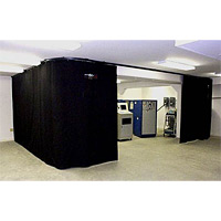 LAZER-GUARD Laser Safety Curtains