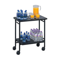 Folding Office/Beverage Cart