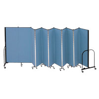 4'H Freestanding Portable Room Dividers
