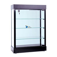 GL07 Rectangular Counter Top Display Case
