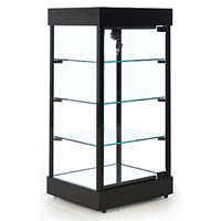 GL09 Rectangular Counter Top Display Case