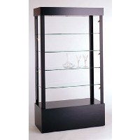 GL1 Rectangular Open Display Case