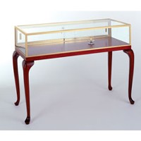 GL116 Sit Down Jewelry Display Case