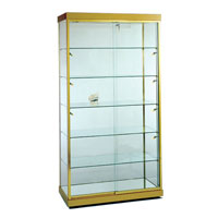 GL5 Rectangular Wall Display Case