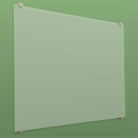 Egan™ Dimension GlassWrite Whiteboards