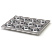 Heavy Duty Aluminum Muffin Pans