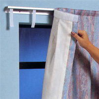 Break Away Cubicle Curtains