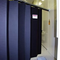 LAZER-GUARD All-Metal Laser Curtain Systems