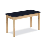 Maple Frame Science Table