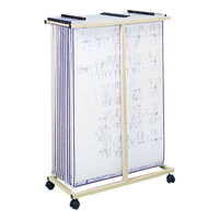 Mobile Vertical File Filing System