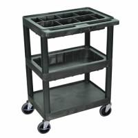 MTC30 Series Polyethelene Utility Carts