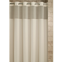 Mystery Hookless Shower Curtain