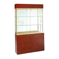 OP106 Rectangular Wall Display Case