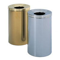 Open Top Waste Receptacles