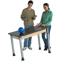 Adjustable Height ADA Science Tables