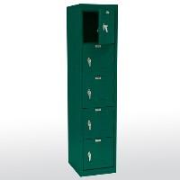Welded Personal Storage Lockers