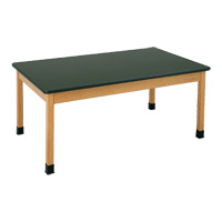 Basic Science Table with a ChemGuard™ Top