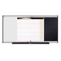Quartet® Prestige® 3-in-1 Combination Board
