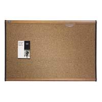 Quartet® Prestige® Cork Bulletin Boards