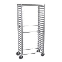 Side Load Mobile Angle Racks