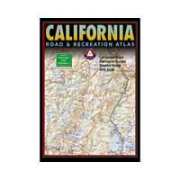 Benchmark State Road & Recreation Atlases