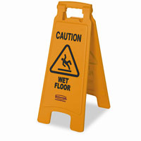 Rubbermaid® Floor Signs