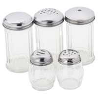 Shaker and Pourer Replacement Lids