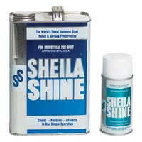 Sheila Shine Stainless Steel and Formica Polish