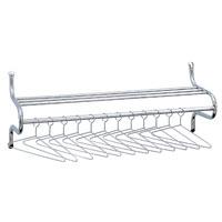 Shelf Rack with Hangers