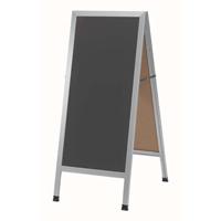 Slim A-Frame Sidewalk Chalkboards