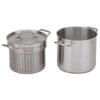 Stainless Steel Pasta Cookers