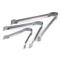 Stainless Steel Pom Tongs