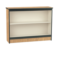 Steel-Frame Bookcases
