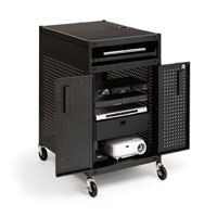 TC15 Cabinet Rack Mount Carts