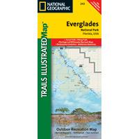 Trails Illustrated Maps - Southeast Region