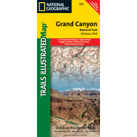 Trails Illustrated Maps - Texas, New Mexico, Arizona & Nevada
