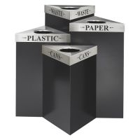 Trifecta® Waste Receptacles