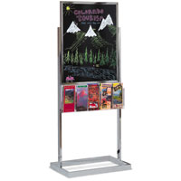 Dry Erase Pedestal Boards