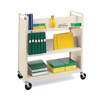 VF336 Double-Sided Book Trucks