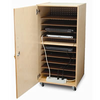 Laptop Security Cabinet