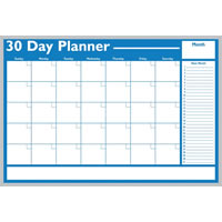 Non-Magnetic, Write-On Planning Kit