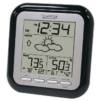 WS-9133BK-IT Wireless Forecast Station