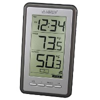 WS-9160U-IT Wireless Thermometer and Clock