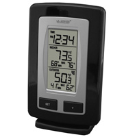 WS-9245U-BK-IT Wireless Thermometer
