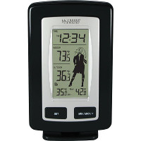 WS-9760U-IT Wireless Temperature Station with Weather Girl